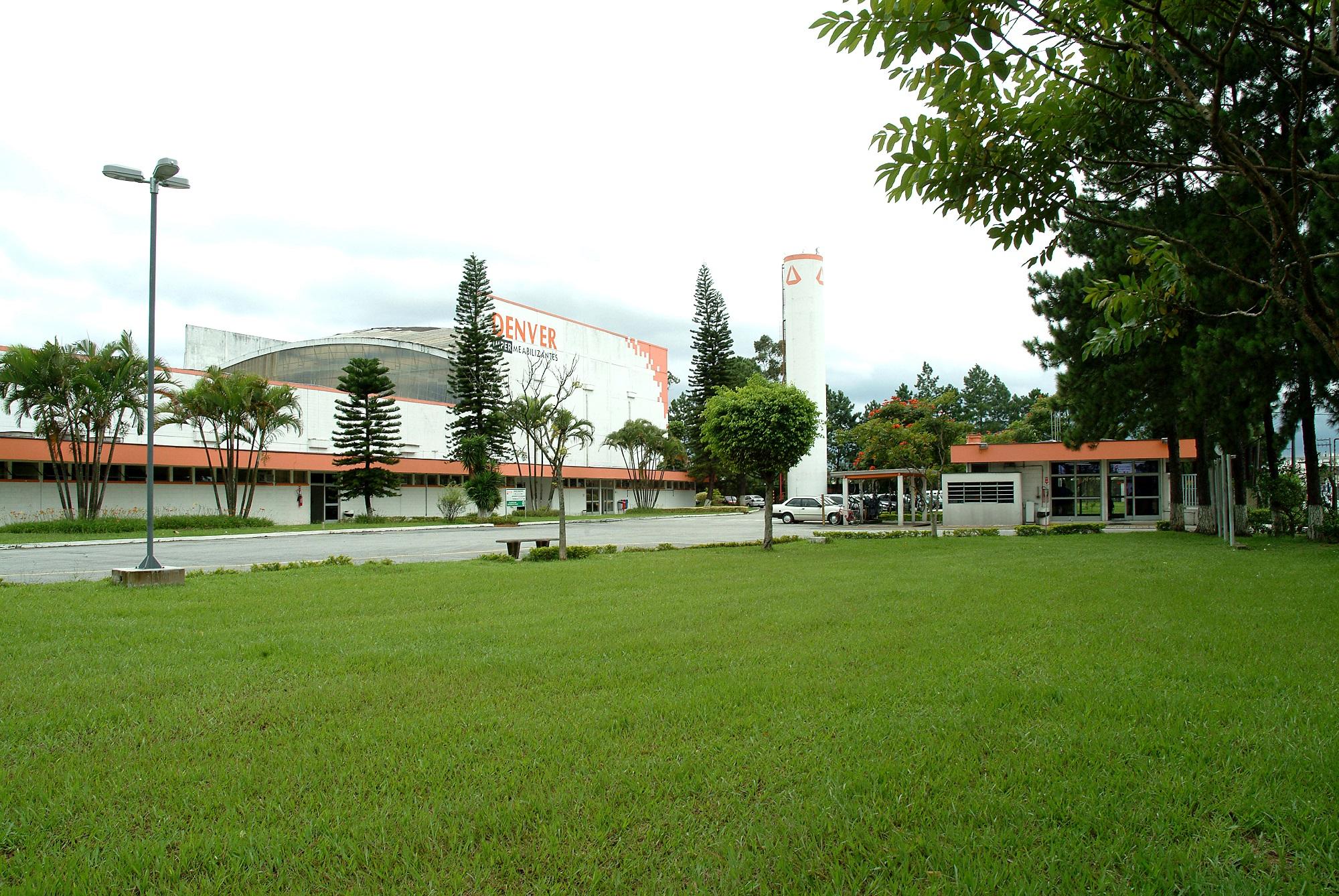 Fábrica Suzano - SP